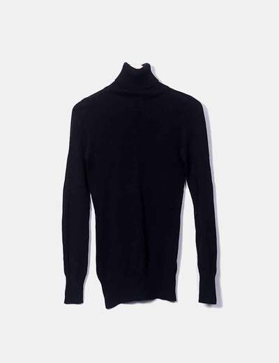 Fine knit sweater with turtleneck Stradivarius