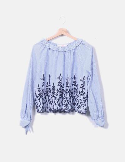 Top Camicia Donna Zara Da m80Nnw