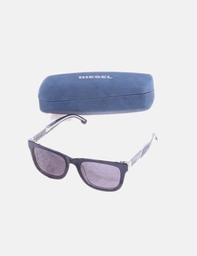 Gafas de sol pasta negra