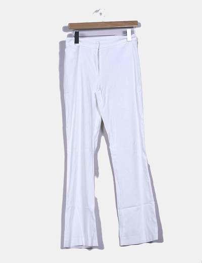 Pantalón blanco Tribune