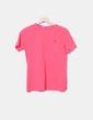 Camiseta color coral Purificación García