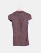 Camiseta estampada vintage Zara