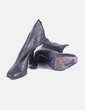Botin de tacón gris oscuro Farrutx