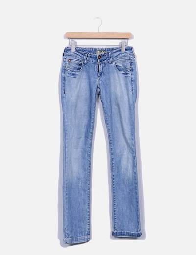 Jeans de ganga Pull&Bear