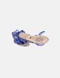 Sandalias azulón con tachas Lollipops