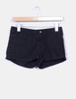 Shorts denim negro H&M