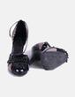Zapato de tacón combinado bicolor ASH