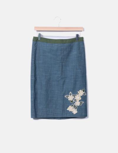 Mini jupe Vero Moda