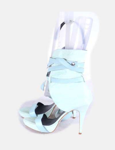 Sandálias de tacão Devota & Lomba
