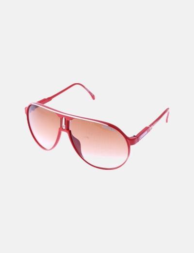 Gafas de sol pasta roja