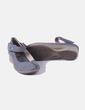 Zapato azul con velcro Khrió