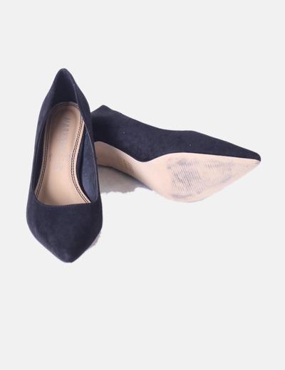 Beige Negra Zapatos Zapatos Marypaz Puntera Beige nw8OvCqE