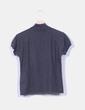 Top tricot gris marengo Chantal Delarra