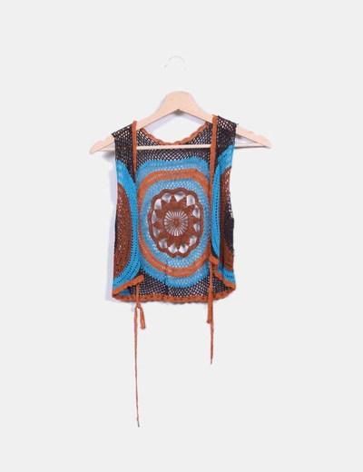 Chaleco tricot NoName