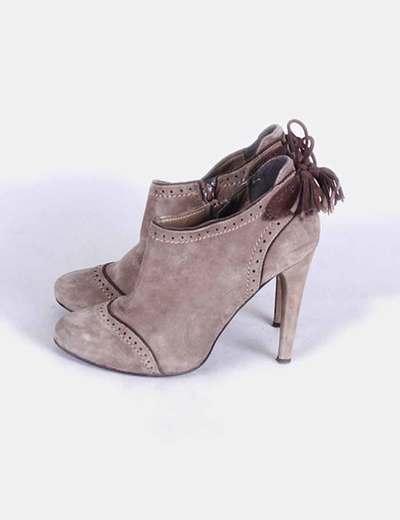 Zapatos Zapatos Abotinados Taupé Taupé Zapatos Zapatos Abotinados Taupé Abotinados Abotinados Taupé 8nOwk0P