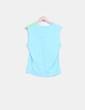Camiseta sin mangas azul y verde  NoName
