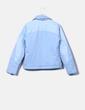 Plumes bleu Adidas