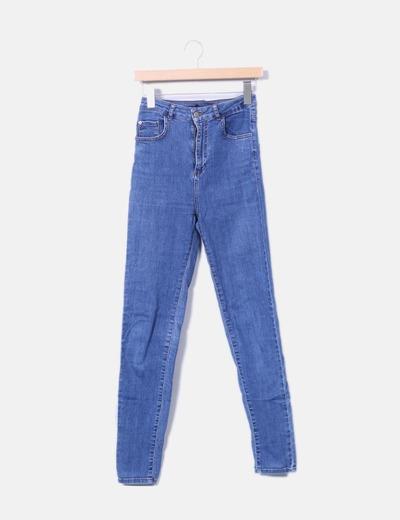 Jeans high waist Pull&Bear