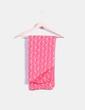 Foulard rosa print golondrinas NoName
