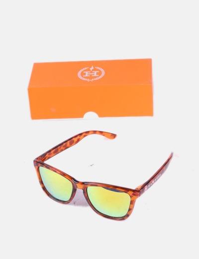 cc160751dd Hawkers Gafas de sol naranjas animal print (descuento 41 %) - Micolet