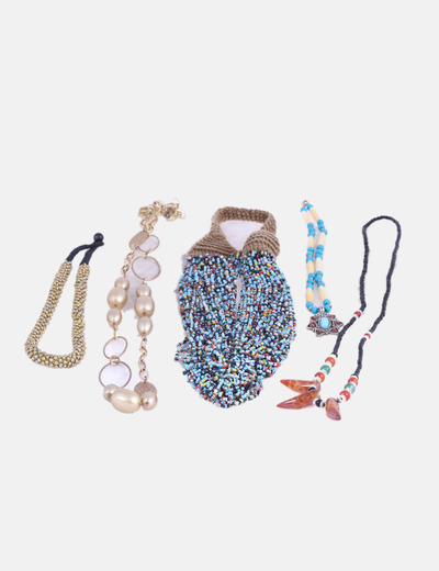 Pack cinco collares