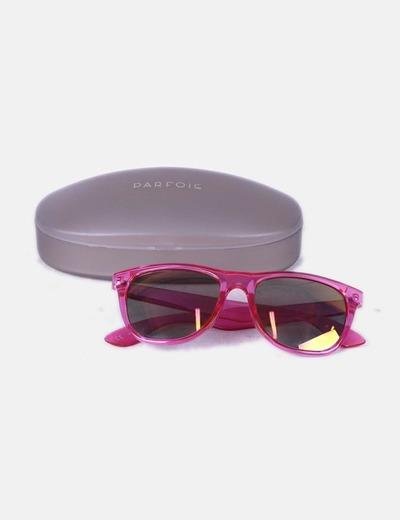 Parfois Óculos de sol com armação rosa e lentes polarizadas (desconto de  71%) - Micolet 90f866ade2
