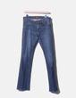 Jeans azul con detalle de arandela Pedro del Hierro