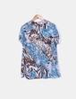 Blusa estampada animal print Full Fashion