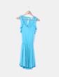Vestido turquesa Suiteblanco