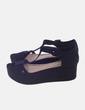 Sapatos com plataforma Marypaz