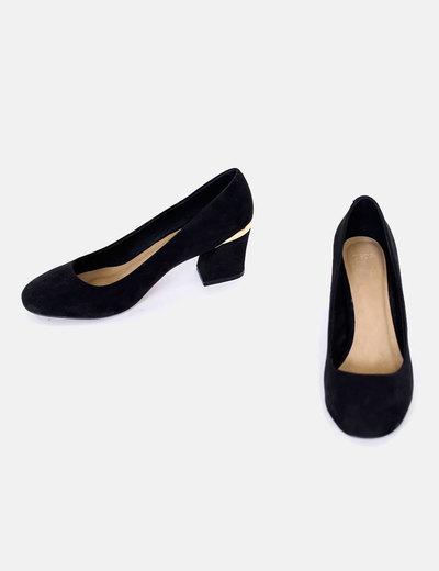 descuento Micolet Asos Medio Cuadrado Tacón 53 Zapatos xxnPAwp