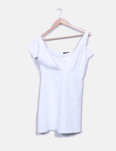 Vestiti Vestito Mini Online Prezzo A Poco Zara ZOkXPui
