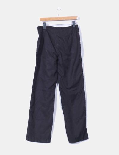 Pantalon suelto negro