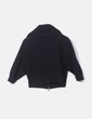 Chaqueta negra de lana Massimo Dutti