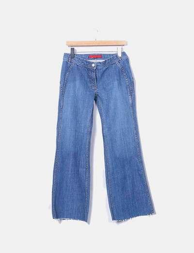48cd0a12c3 fcuk jeans Jeans Denim Palazzo (Rabatt 70 %) - Micolet