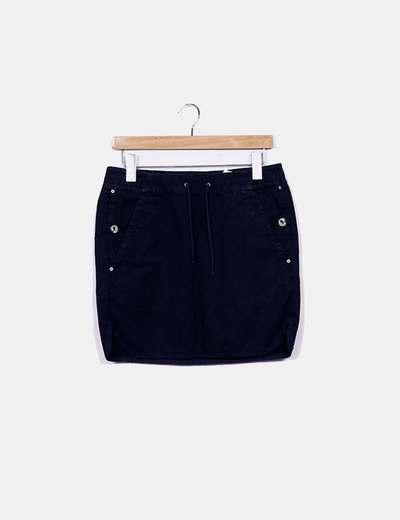 Mini jupe Massimo Dutti