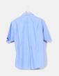 Camisa azul manga corta El Corte Inglés