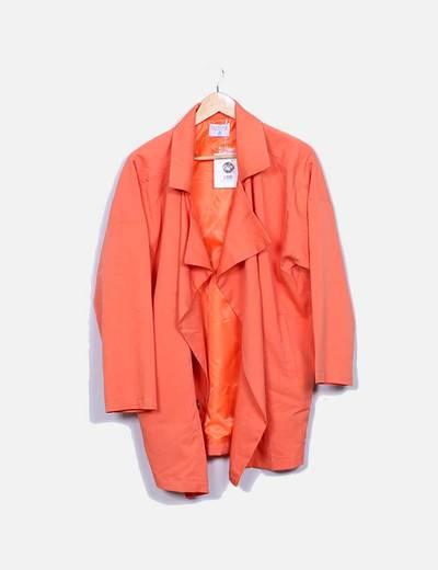 Casaco laranja Compañía Fantástica