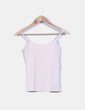 Top basico color nude Zara