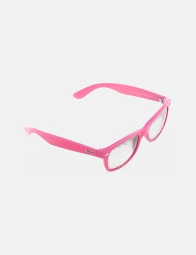 Gafas de sol pasta rosa