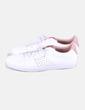 Bamba blanca detalles rosa Le Coq Sportif