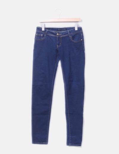 Sister Pantaloni Jeans Miss Da Donna UzMVSpq