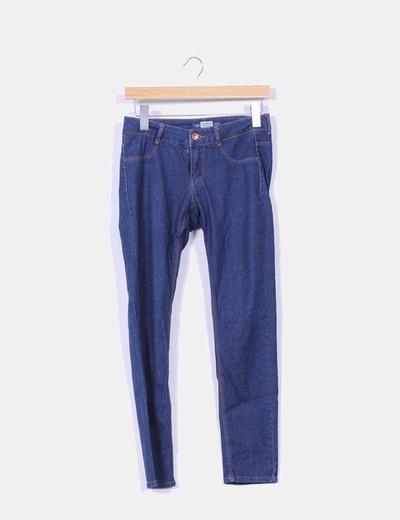 Jeans navy Pull&Bear