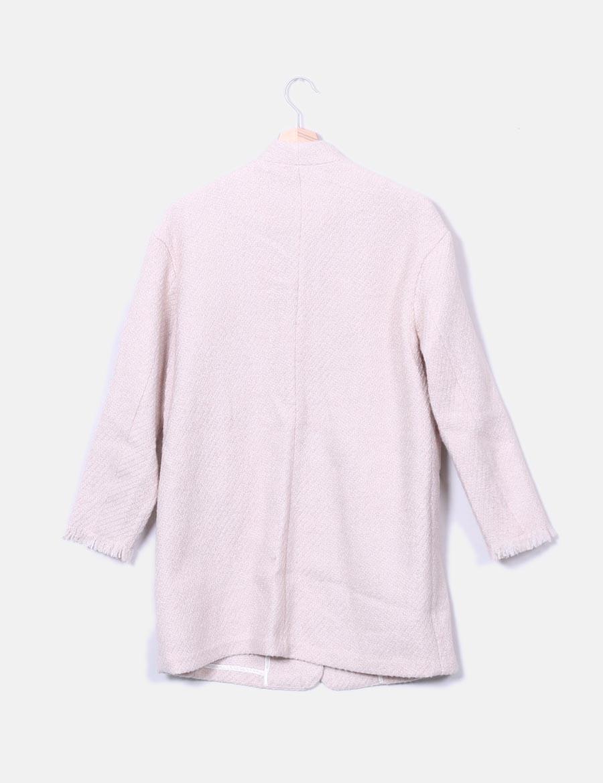 Online De Texturizada Chaquetas Baratos Mango Y Mujer Abrigo Rosa S8pqWrSw