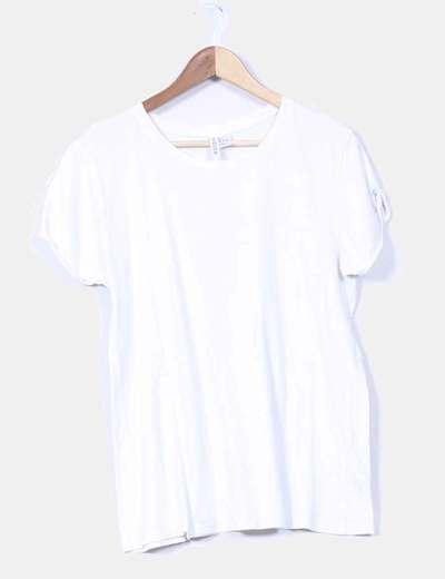 Camiseta basic blanca H&M