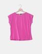 Camiseta basic rosa NoName