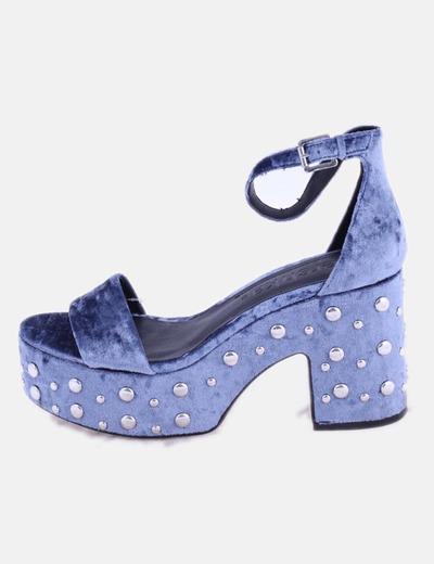 Sapatos com plataforma Bershka