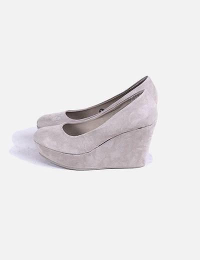 Sapatos de cunha H&M