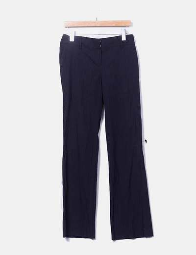 Pantalon coupe droite Massimo Dutti