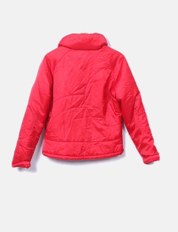 c0a38f7db26 ... Algodón Abrigos Mujer Chaquetas rojo Don de online y acolchado Anorak  baratos Y7wtqP6